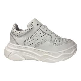 HIP H1760 meisjes sneaker wit
