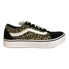 Vans ComfyCush old skool leopard