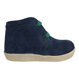 Falcotto Conte suede azure-green