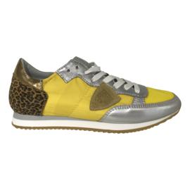 Philippe Model Tropez Sneaker meisjes mondial leo jaune