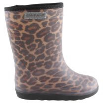 Enfant thermoboots leopard brown