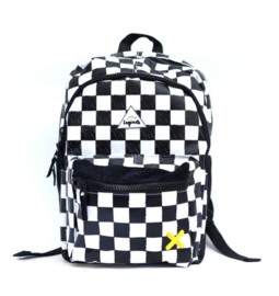 Littlelegends  Checkerboard backpack L
