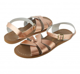 Salt Water Sandals  Original Child Rose Gold