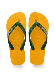 Havaianas Slipper Brasil Banana Yellow