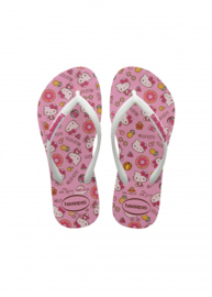 Havaianas Kids Slim Hello Kitty