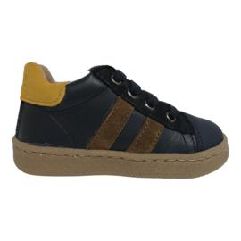 Clic CL-9773  jongens flex sneaker donker blauw