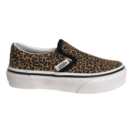 Vans UY Classic Slip-On Leopard Black