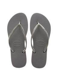 Havaianas slipper slim steel grey