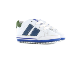 Shoesme BP21S024-E White jongens sneaker