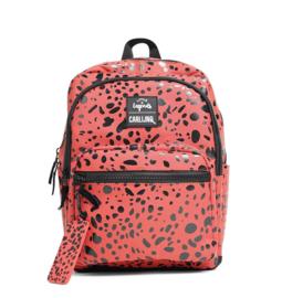 Little Legends spotted animal backpack L