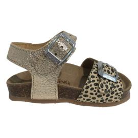Kipling Nulu  Gold meisjes sandaal
