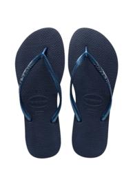 Havaianas slipper slim navy blue
