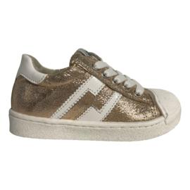 EB B2101E3 Sneaker Vernice Bianco