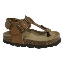 Kipling sandaal JUAN 3A cognac