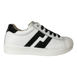 EB Shoes 2122RR1 Sneaker bianco black