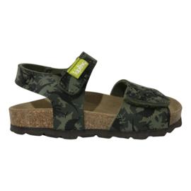 Kipling Gobi 3 Sandaal jongens khaki