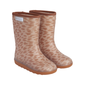 Enfant thermoboots Panter leather brown