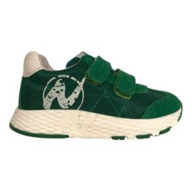 Naturino Young Lewis  Sneaker  klittenband groen