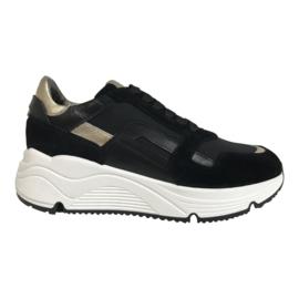 HIP Donna D1977 sneaker zwart