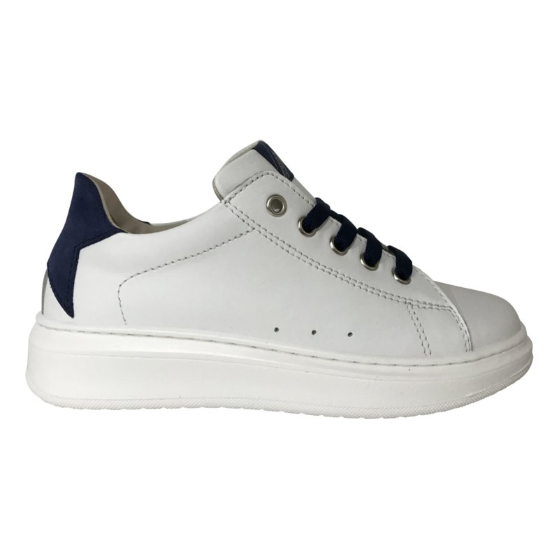 EB Shoes 1704R6 Sneaker bianco navy