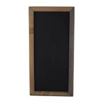 Oud sloophouten krijtbord wandbord schoolbord 90 X 45 cm vintage landelijk industrieel schrijfbord stoer