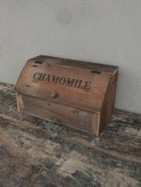 Stoere naturel vergrijsd houten gruttersbak vakkenbak kistje kist nostalgie stoer boeren kist vakken schap trog bak keuken landelijk