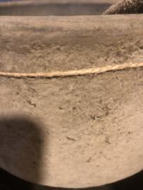 Stenen pot , bloempot
