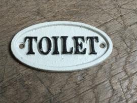 Nostalgische deurbordjes deurbordje deur bordje naambordje plaatje wc toilet gietijzer gietijzeren