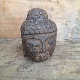 Stenen Buddha budha Boedha Boeddha hoofd hardsteen