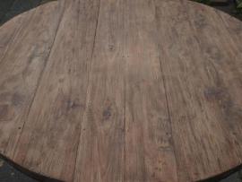 teakhouten tafelblad blad eettafel tuintafel 260 X 100