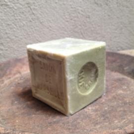Groot blok Marseille zeep 300 gram