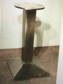Tafelonderstel onderstel tafel gietijzer tafel poot kolom voet 48 x 48 x H75