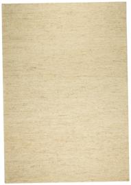 Groot handgewoven 100 % hennep vloerkleed kleed carpet karpet Ivory  200 x 300 cm