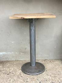Sta-tafel staantafel industrieel landelijk bar bartafel statafel sta tafel