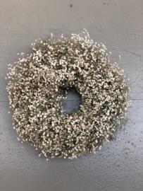 Gipskruid krans kransje 25 cm gypsophila