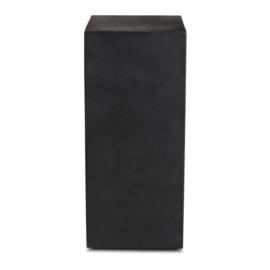 Metalen zuil sokkel pilaar 35 x35 x 80 cm
