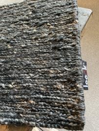 Vloerkleed 240x240 hennep charcoal