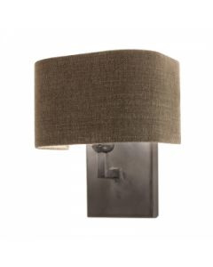 Grijze vierkante rechthoekige metalen wandlamp frezoli hang of staand wandlampen Tierlantijn nicora  limena matzwart strak sober stoer landelijk industrieel