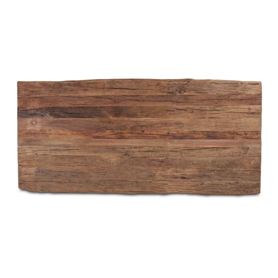 Oud grenen houten tafelblad hout blad robuust ruw grof stoer paneel 180 x 90 cm oud grenen