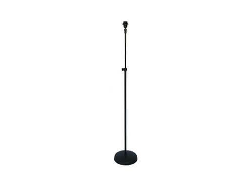 Prachtige in hoogte verstelbare leeslamp vloerlamp staande lamp landelijk industrieel bruin zwart