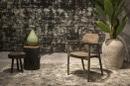 Oud vergrijsd houten stoelen eetkamerstoelen stoel stoeltjes eetkamerstoel landelijk grey hout industrieel stoer