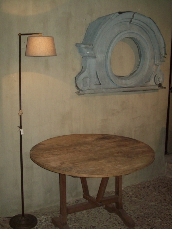 Prachtige in hoogte verstelbare leeslamp vloerlamp Tierlantijn frezoli Spinoza