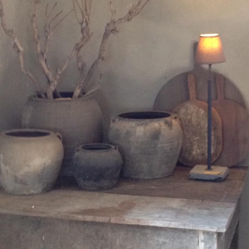 Tierlantijn tafellamp hard stone matzwart staander kleur lamp lampje hardsteen voetje landelijk stoer