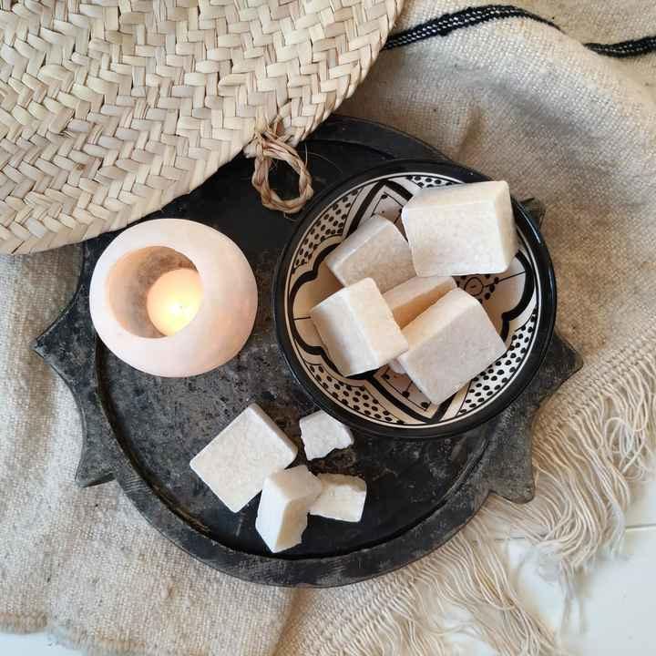 Heerlijk geurende jasmijn amberblokje amberblokjes huisparfum