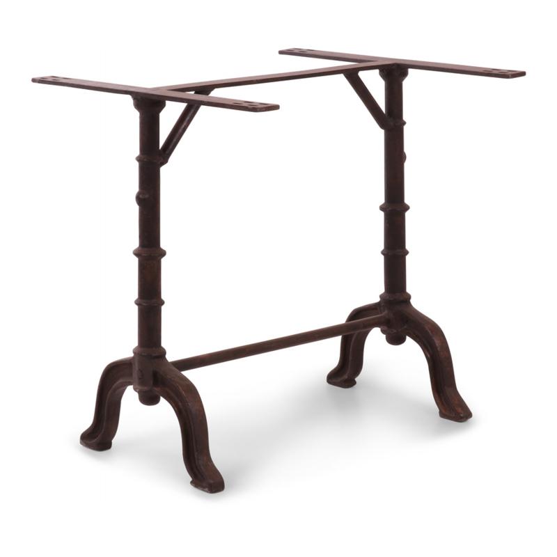 Gietijzeren Onderstel metalen ijzeren tafelonderstel tafel tuintafel bistro 73 x 67 x 74 cm