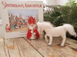 het paard van Sinterklaas materiaalpakket met patroon