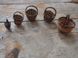 wicker basket 2,5 cm
