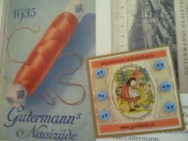 Knopenkaartje 6 mm