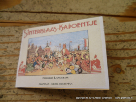 Sinterklaas boekje