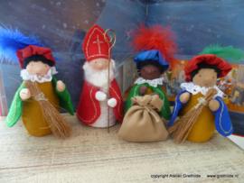 Patroon Sint en Piet